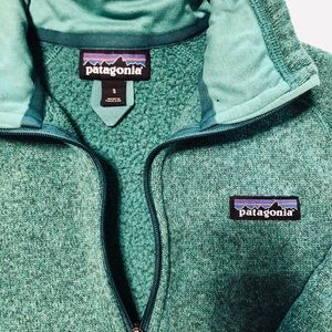 Patagonia better sweater size small